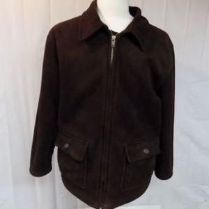 Columbia faux suede Chore Coat 2 Pockets